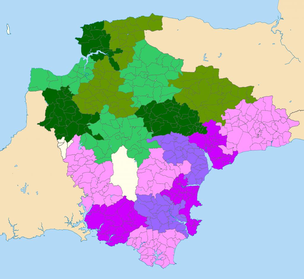 Deanerys map