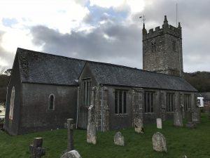 S John Bapt, 6 bells,  12cwt