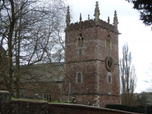 S John Bapt, 6 bells,  9cwt