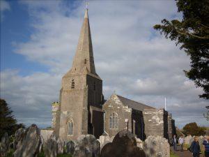 All Saints, 6 bells,  10cwt