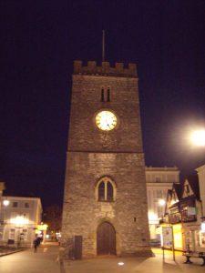 S Leonard's Tower, 8 bells,  8cwt