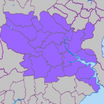 Totnes Deaenery map